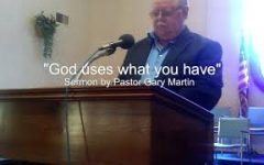 God uses what you have